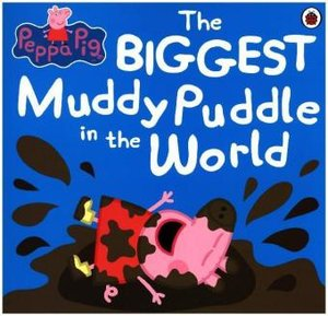 Peppa Pig - The Biggest Muddy Puddle in the World