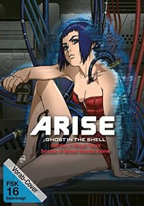 Ghost in the Shell-ARISE: Borders 3 & 4