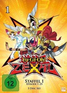 Yu-Gi-Oh! - Zexal - Staffel 1.1: Episode 01-25