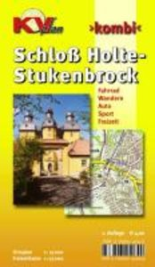 Schloss Holte-Stukenbrock 1 : 15 000