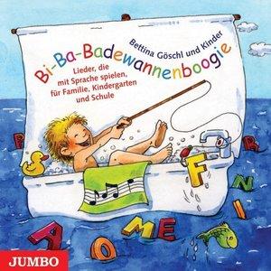 Bi-Ba-Badewannenboogie. CD