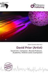 DAVID PRIOR (ARTIST)