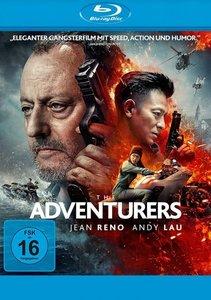 The Adventurers, 1 Blu-ray