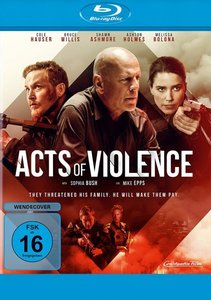 Acts Of Violence-Blu-ray