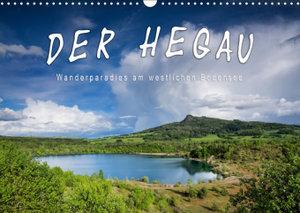 Der Hegau - Wanderparadies am westlichen Bodensee