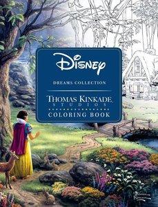 Kinkade, T: Disney Dreams Collection Thomas Kinkade Studios