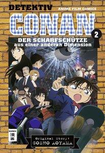 Detektiv Conan - Der Scharfschütze aus einer anderen Dimension 0