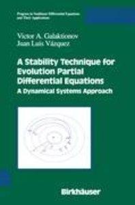 A Stability Technique for Evolution Partial Differential Equatio