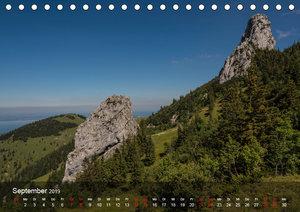 Naturerlebnis Aschau (Tischkalender 2019 DIN A5 quer)