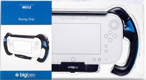 Racing Grip für das Nintendo Wii U GamePad, Lenkrad-Aufnahme, sc