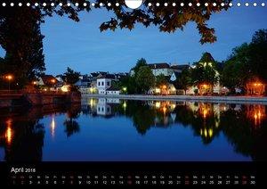 Landshut bei Tag und Nacht