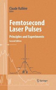 Femtosecond Laser Pulses