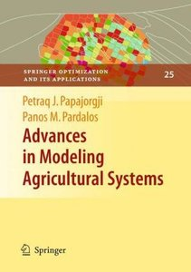 Advances in Modeling Agricultural Systems