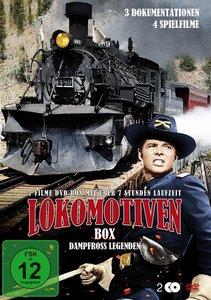 Lokomotiven Box-Dampfross Legende