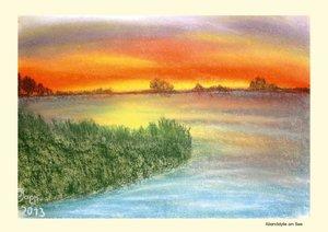 Kraft von Sonne und Natur (Posterbuch DIN A2 quer)