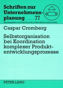 Selbstorganisation bei Koordination komplexer Produktentwicklung
