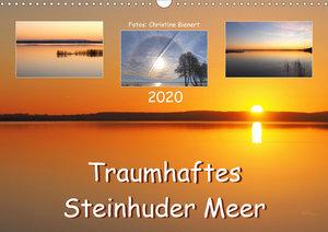 Traumhaftes Steinhuder Meer (Wandkalender 2020 DIN A3 quer)