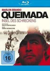 Queimada - Insel des Schreckens, 1 Blu-ray