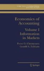 Economics of Accounting