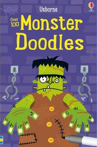 Over 100 Monster Doodles