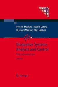 Dissipative Systems Analysis and Control