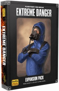 Heidelberger ID012 - Flash Point: Extreme Danger Expansion ENGLI