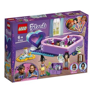 Friends Herzbox-Freundschaftsset