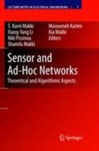 Sensor and Ad-Hoc Networks