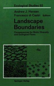 Landscape Boundaries