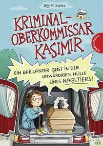 Kriminaloberkommissar Kasimir - Ein brillanter Geist in der unwü