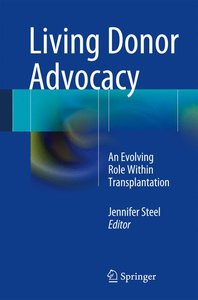 Living Donor Advocacy