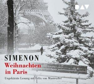 Weihnachten in Paris, 4 Audio-CDs