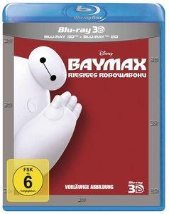 Baymax 3D
