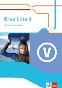 Blue Line 3. Vokabeltraining aktiv. Ausgabe 2014