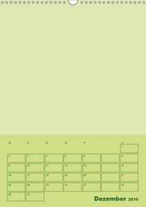 Bastel Terminkalender
