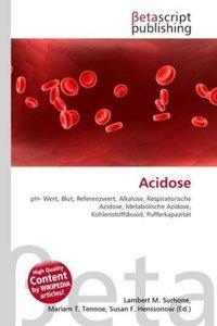 Acidose