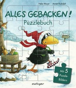 Alles gebacken! - Puzzlebuch