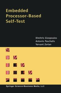 Embedded Processor-Based Self-Test