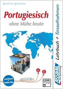 Assimil. Portugiesisch ohne Mühe heute. Multimedia-Classic. Lehr