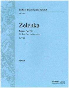 Missa Die Filii, ZWV 20