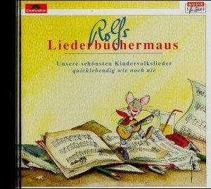 Rolfs Liederbüchermaus. CD