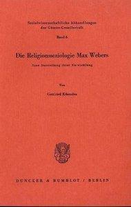 Die Religionssoziologie Max Webers