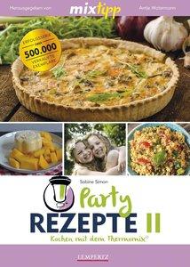 MIXtipp: Partyrezepte II
