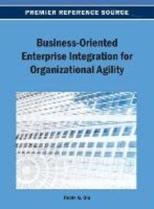 Business-Oriented Enterprise Integration for Organizational Agil