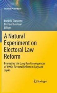 A Natural Experiment on Electoral Law Reform