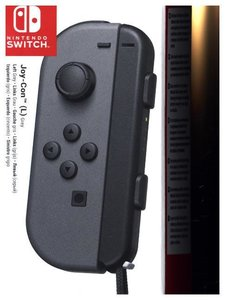 Joy-Con Grau, Links, Controller für Nintendo Switch