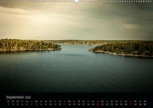Schweden Schärengarten (Wandkalender 2020 DIN A2 quer)