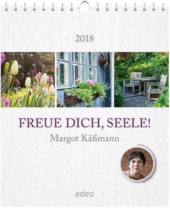 Freue dich, Seele! 2018 - Postkartenkalender