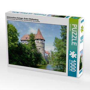 Zollernschloss Balingen, Baden-Württemberg 1000 Teile Puzzle que