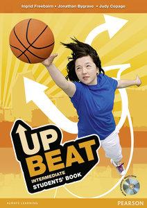 Upbeat Intermediate Students' Book & Students' Multi-ROM Pack